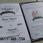 Undangan Pernikahan Elegant , Konsep Mewah