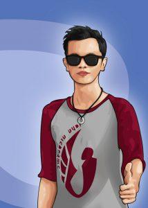 Karikatur Nusantara, Karikatur Hadiah, Desain Karikatur