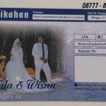 Undangan Pernikahan Desain Amplop Facebook Unik