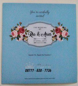 Undangan Pernikahan Murah Surabaya, Jual Undangan Pernikahan Murah