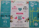 undangan pernikahan murah Surabaya , Sidoarjo