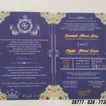 Undangan Pernikahan Desain Sendiri Di Jawa Timur