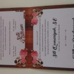 Undangan Pernikahan Konsep Kalender, Bermanfaat