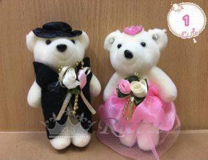 Souvenir Boneka , Hadiah Pernikahan, Boneka Nusantara