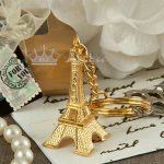 Souvenir Gantungan Kunci Menara Eifel Paris