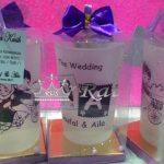 Souvenir Gelas Doff, Souvenir Pernikahan Gelas Murah