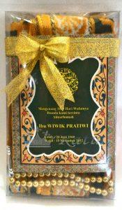 Souvenir Tahlilan, Buku Yasin SoftCover Dan Hardcover