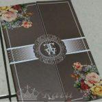 Undangan Pernikahan SoftCover , Kertas ART Paper 260Gram, Custom