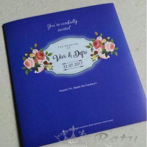 Undangan Pernikahan Custom , Murah