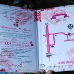Undangan Pernikahan Elegant, Keren, Murah