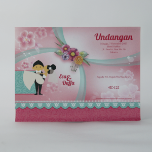 Undangan Pernikahan Surabaya, Blangko Pernikahan Surabaya