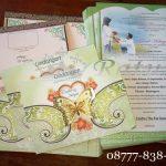 Undangan Pernikahn Blangko Custom Termurah