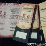 Blangko Undangan Pernikahan, Khitanan, Aqiqah