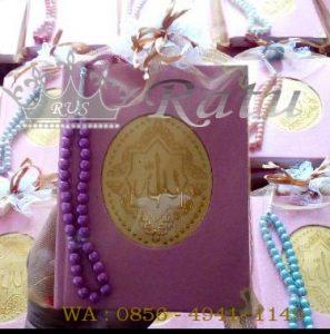 Souvenir Tahlilan Yasin Soft Cover Dan Tasbih Termurah Se Nusantara