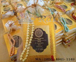 Souvenir Tahlilan Isi Majmu' Syarif / Yasin / Al Ma'surat