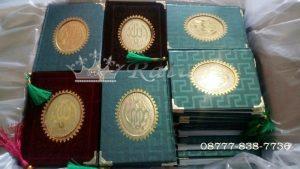 Souvenir Tahlil, Paket Souvenir Tahlilan , Yasin, Tasbih, Sajadah