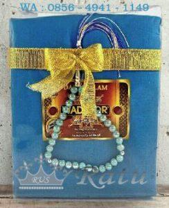 Paket Souvenir kematian 40 hari , 100 hari, souvenir tahlil & tahlilan