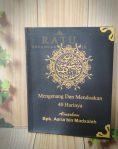 Paket Souvenir Lengkap isi Yasin Softcover