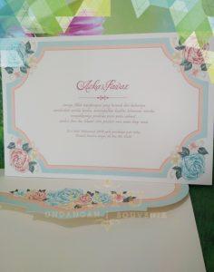 Undangan Pernikahan Di Surabaya, Sidoarjo, Mojokerto, Murah