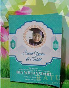 Souvenir Tahlilan, Souvenir Tahlil Di Bandung