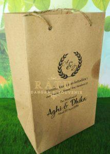 Paper Bag, Wadah Souvenir Paper, Paper Bag Murah, Tas Souvenir
