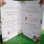 Undangan pernikahan gratis ongkos kirim