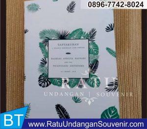 souvenir buku 4 dan 7 bulanan di Banjarmasin