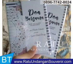 souvenir buku 4 dan 7 bulanan di Pekanbaru
