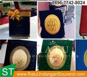 Souvenir Yasin Tahlilan Banjarmasin