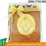 Souvenir Yasin Tahlilan Palembang