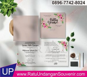Undangan Pernikahan Murah  Tidore