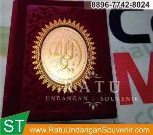 Souvenir Tahlilan, Pusat Pembuatan buku Yasin Probolinggo