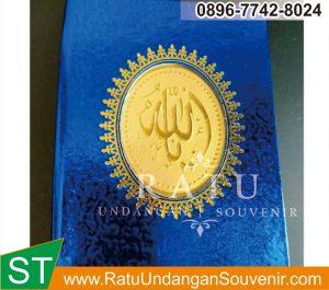 Souvenir Tahlilan, Pusat Pembuatan buku Yasin Banjarbaru