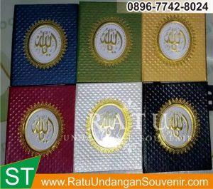 Souvenir Tahlilan, Pusat Pembuatan buku Yasin Prabumulih